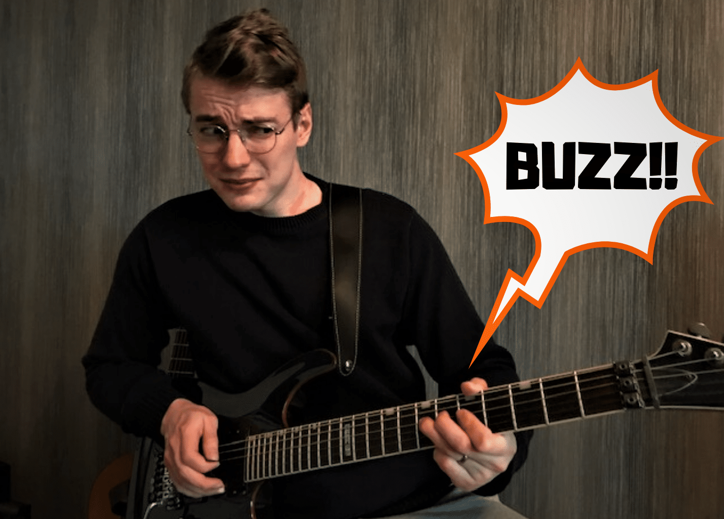 Why Do My Guitar Strings Buzz? And How to Fix It!