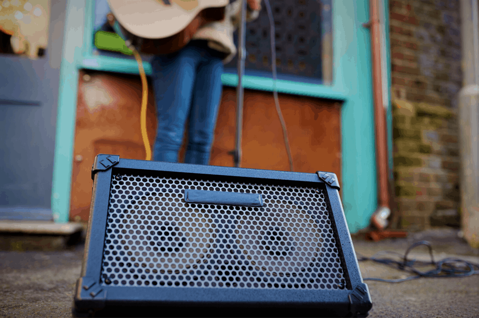 How to Power A Guitar Amp Outdoors