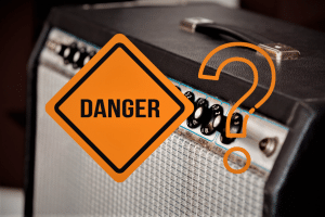 Photo helps reader visualize the topic: Will A Bass Ruin A Guitar Amp?