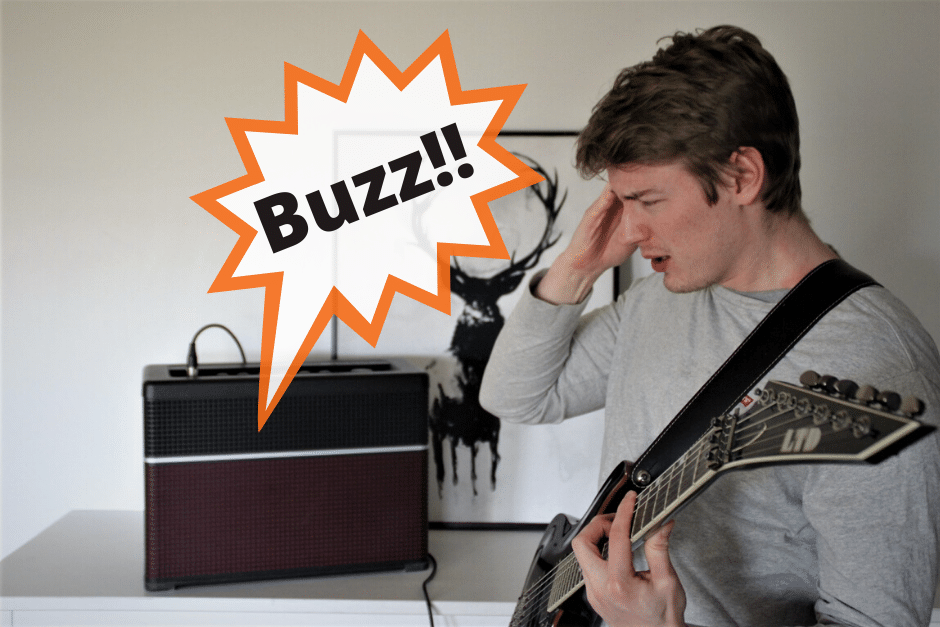 Why Does My Guitar Amp Buzz? And How to Fix It!