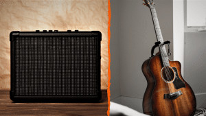 Read more about the article 5 Best Small Acoustic Guitar Amps in 2021 – Buyer's Guide