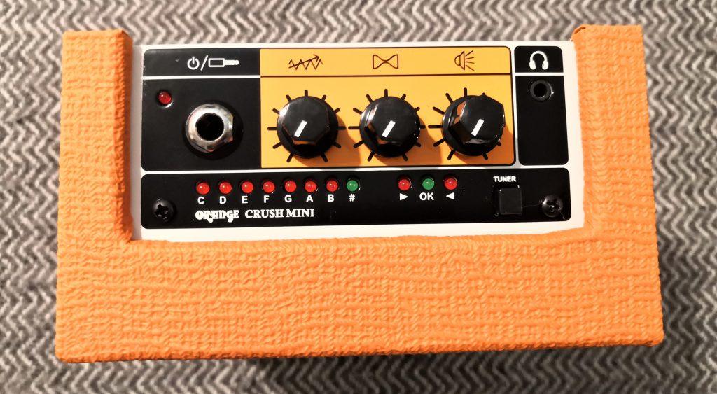 photo reveals Orange crush mini features