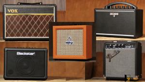 displays Best Guitar Amplifier Under $100 feel