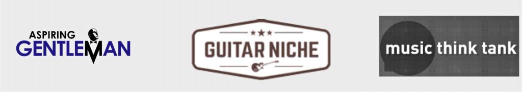 photo reveals websites guitaristnextdoor.com has been featured on