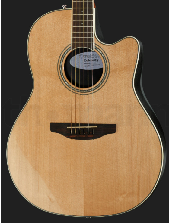 photo displays the top of Ovation Celebrity Standard