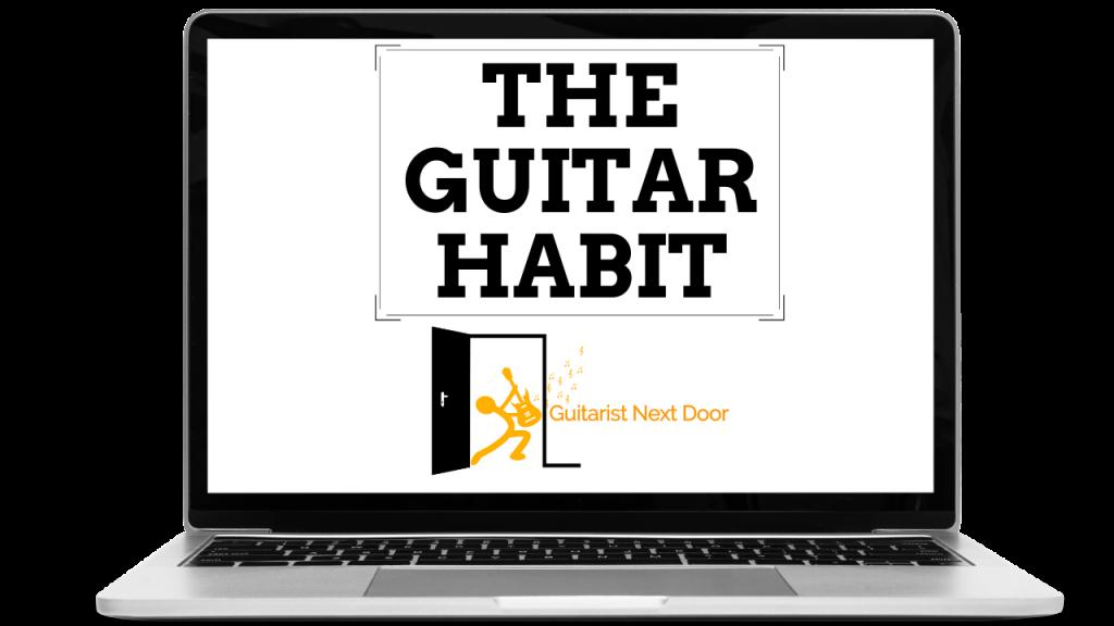 guitar habit